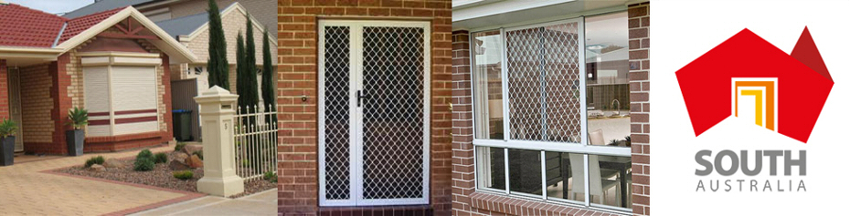 Buy Adelaide roller shutters security doors and window grilles